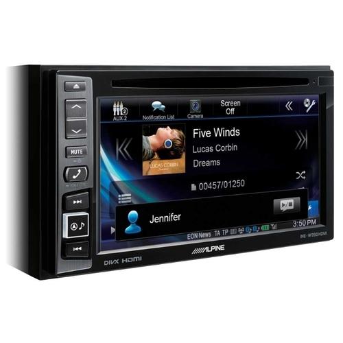 Автомагнитола Alpine INE-W990HDMI-NAVITEL