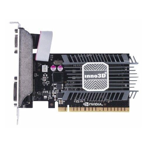 Видеокарта INNO3D GeForce GT 730 902Mhz PCI-E 2.0 1024Mb 1800Mhz 64 bit DVI HDMI HDCP