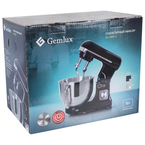 Миксер Gemlux GL-SM5.2