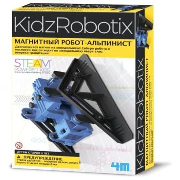 Набор 4M Магнитный робот-альпинист
