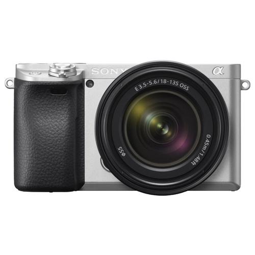 Фотоаппарат Sony Alpha ILCE-6400 Kit