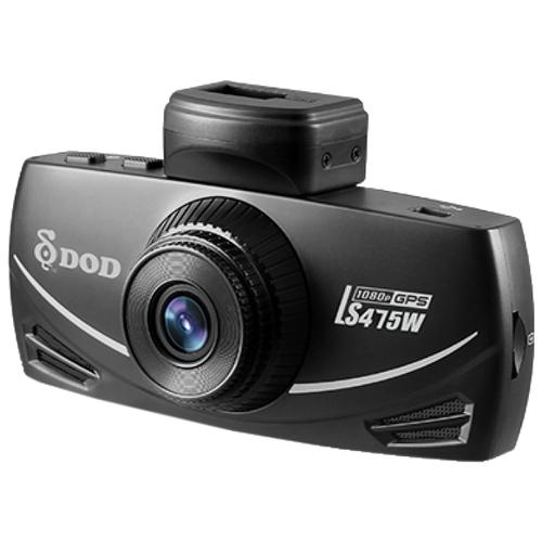 Видеорегистратор DOD LS475W, GPS