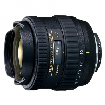 """Объектив Tokina AT-X 10-17mm f/3.5-4.5 (AT-X 107) AF DX Fish-Eye Canon EF-S"""""""
