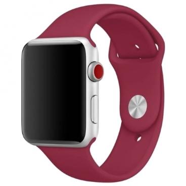 CASEY Ремешок силиконовый для Apple Watch 42/44mm