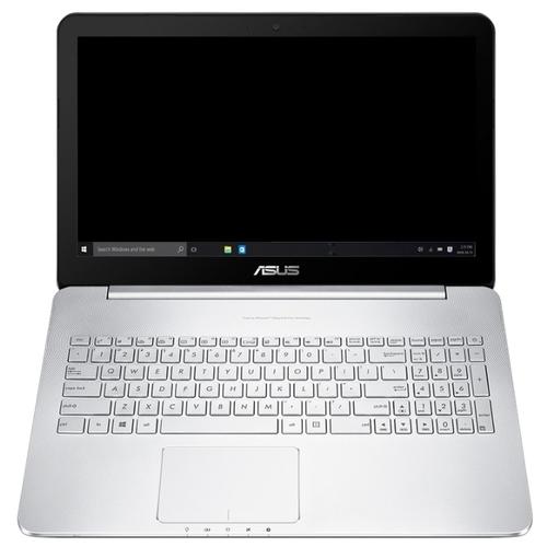 "Ноутбук ASUS N552VX (Intel Core i7 6700HQ 2600 MHz/15.6""/1920x1080/8.0Gb/1000Gb/DVD-RW/NVIDIA GeForce GTX 950M/Wi-Fi/Bluetooth/Win 10 Home)"