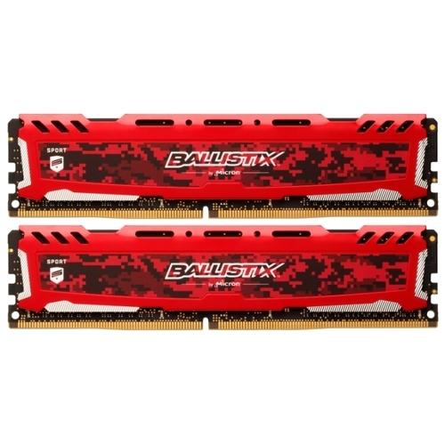 Оперативная память 16 ГБ 2 шт. Ballistix BLS2K16G4D30AESE