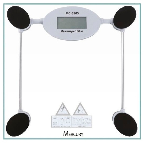 Весы Mercury MC-6963