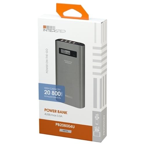 Аккумулятор INTERSTEP PB208004U