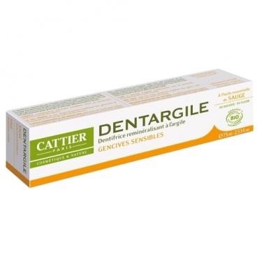 Зубная паста Cattier Дентаржиль с шалфеем