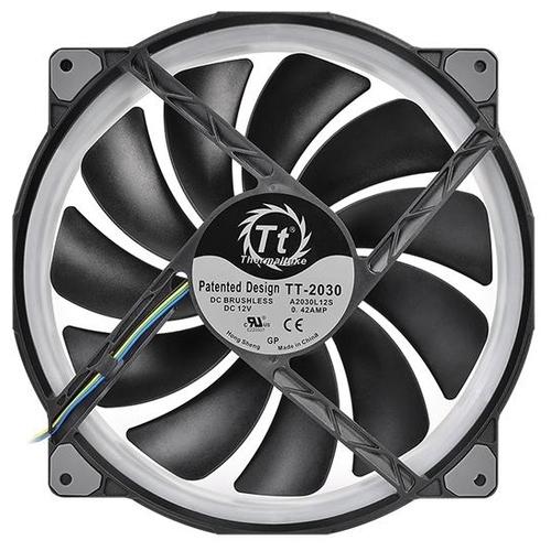 Система охлаждения для корпуса Thermaltake Riing Plus 20 RGB w/o Controller
