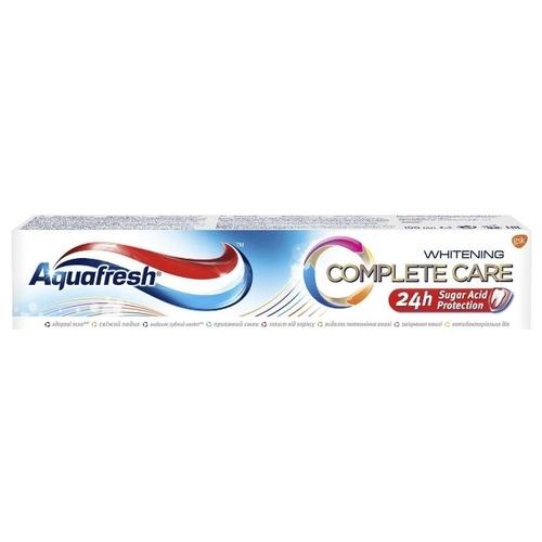 Зубная паста Aquafresh Комплексная защита Отбеливание