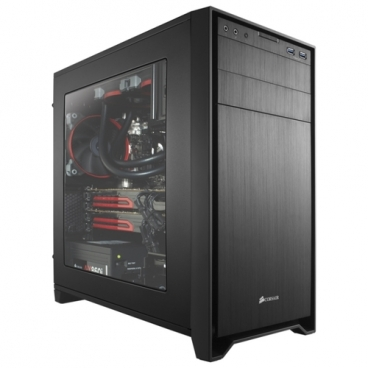 Компьютерный корпус Corsair Obsidian 350D Window Black