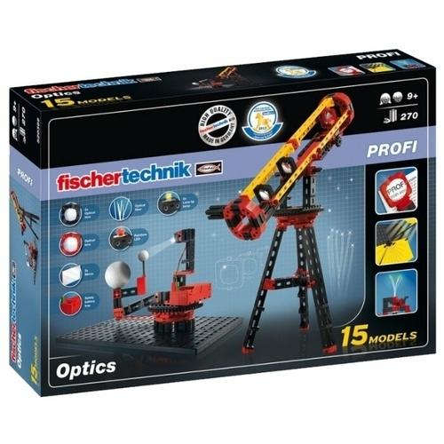 Электронный конструктор Fischertechnik Profi 520399 Оптика