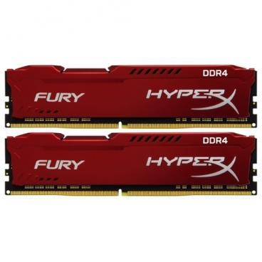 Оперативная память 8 ГБ 2 шт. HyperX HX434C19FR2K2/16