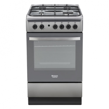 Плита Hotpoint-Ariston H5GG1C (X)