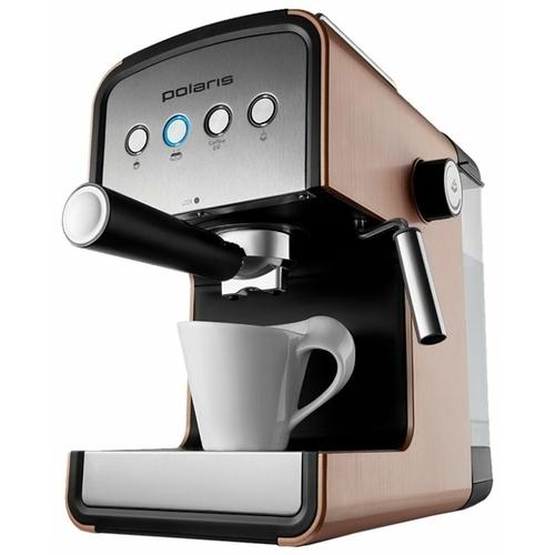 Кофеварка рожковая Polaris PCM 1526E Adore Crema