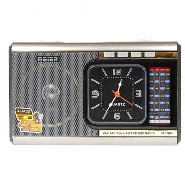 Радиоприемник Meier Audio M-U40