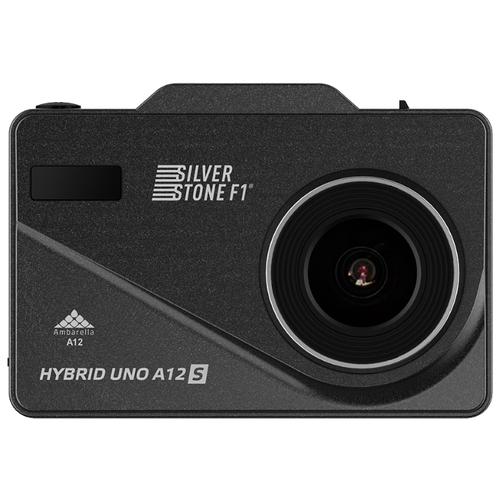 Видеорегистратор с радар-детектором SilverStone F1 HYBRID UNO A12 S
