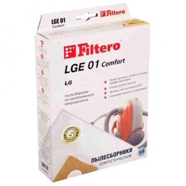 Filtero Мешки-пылесборники LGE 01 Comfort