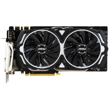 Видеокарта MSI GeForce GTX 1070 Ti 1607MHz PCI-E 3.0 8192MB 8008MHz 256 bit DVI HDMI HDCP Armor