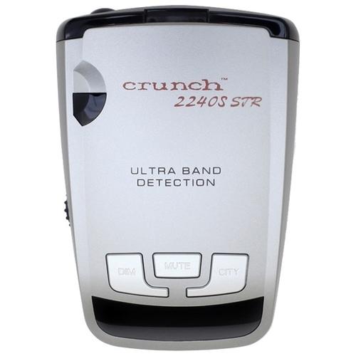 Радар-детектор Crunch 2240S STR