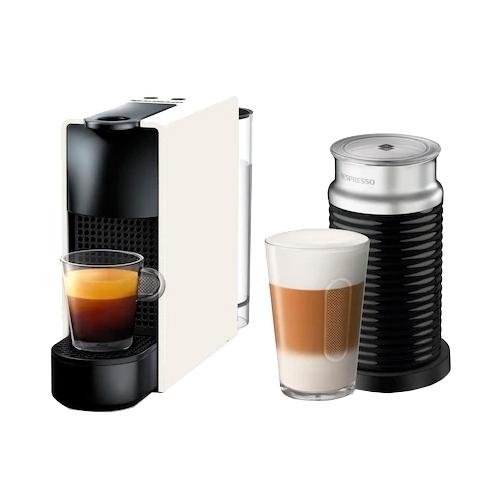 Кофемашина Nespresso C30 Essenza Mini Aeroccino