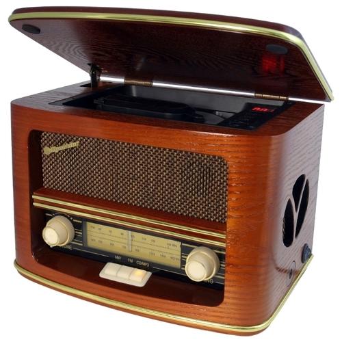 Радиоприемник Roadstar HRA-1500MP