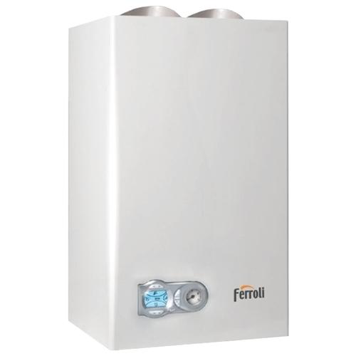 Газовый котел Ferroli Fortuna Pro F10 10 кВт двухконтурный