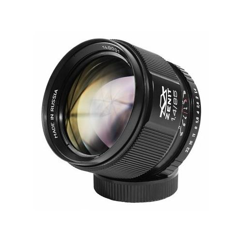 Объектив Зенит Зенитар-N 85mm f/1.4