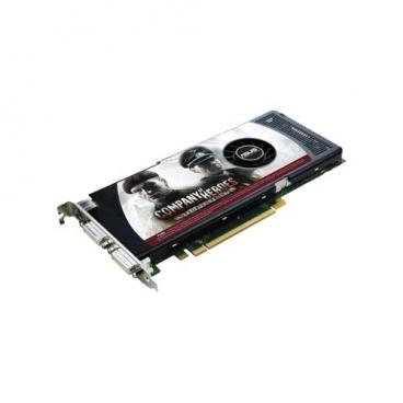 Видеокарта ASUS GeForce 8800 GT 600Mhz PCI-E 2.0 512Mb 1800Mhz 256 bit 2xDVI TV HDCP YPrPb