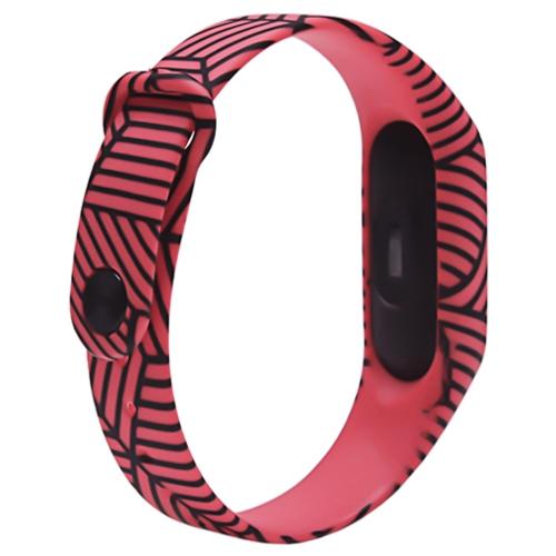 CARCAM Ремешок силиконовый Colorful Silicon Loop для Xiaomi Mi Band 2