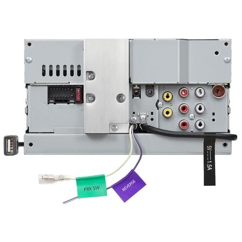 Автомагнитола KENWOOD DDX-6016BTR