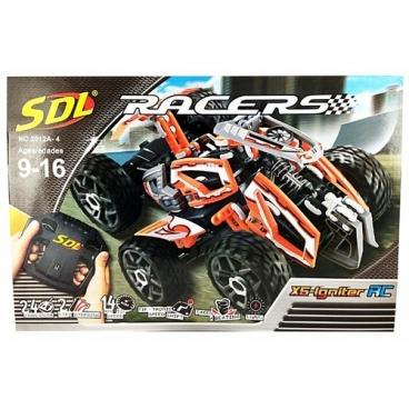 Электромеханический конструктор Sdl Racers 2012A-4 X5-igniter