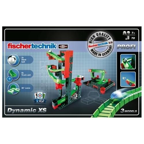 Динамический конструктор Fischertechnik Profi Dynamic 536619 XS