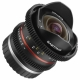 Объектив Samyang 8mm T3.1 V-DSLR UMC Fish-eye II Fujifilm X""