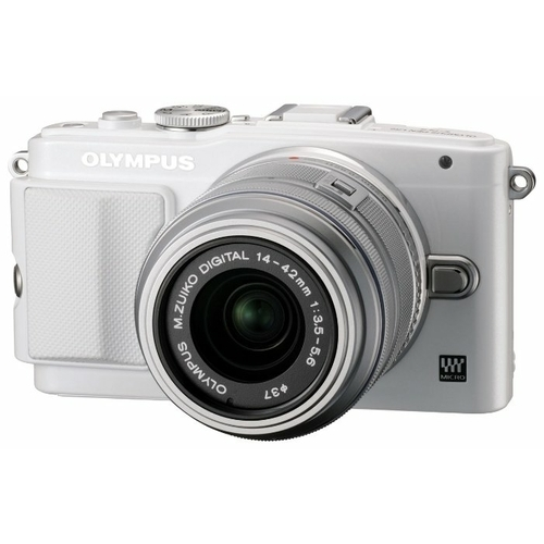 Фотоаппарат Olympus Pen E-PL6 Kit