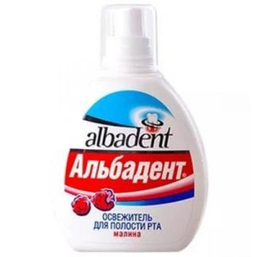 Освежитель полости рта Альбадент
