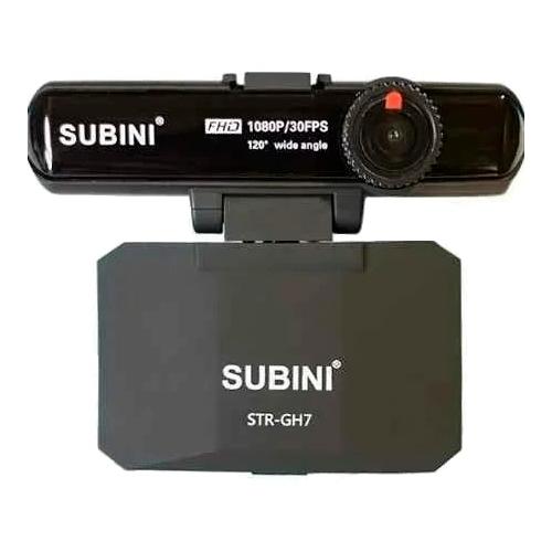 Видеорегистратор с радар-детектором Subini STR GH7, GPS