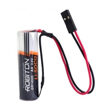 Батарейка ROBITON ER14505-DP с коннектором PH1