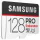 Карта памяти Samsung microSDXC PRO Endurance UHS-I U1 100MB/s 128GB + SD adapter