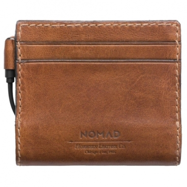 Аккумулятор Nomad Slim Leather Charging Wallet