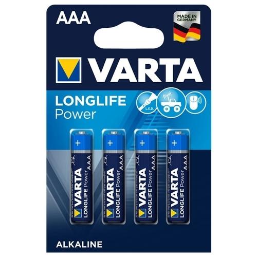 Батарейка VARTA LONGLIFE Power AAA