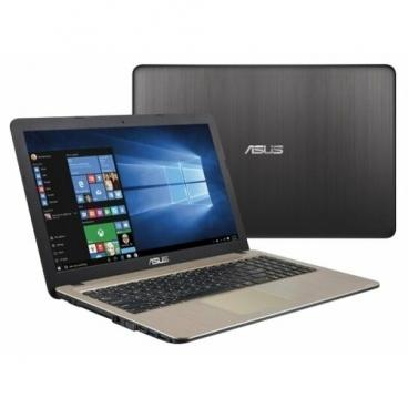 "Ноутбук ASUS VivoBook X540YA (AMD E1 6010 1350 MHz/15.6""/1366x768/2Gb/500Gb HDD/DVD нет/AMD Radeon R2/Wi-Fi/Bluetooth/DOS)"