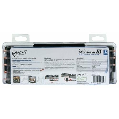 Система охлаждения для видеокарты Arctic Accelero Xtreme III