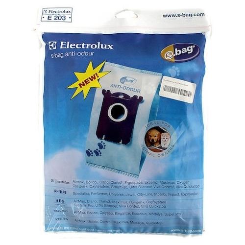 Electrolux Мешки-пылесборники E203