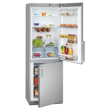Холодильник Bomann KGC213 silber