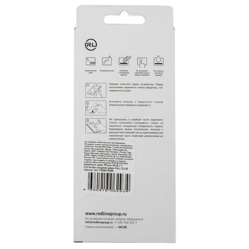 Защитное стекло Red Line Full Glue для Apple iPhone XR