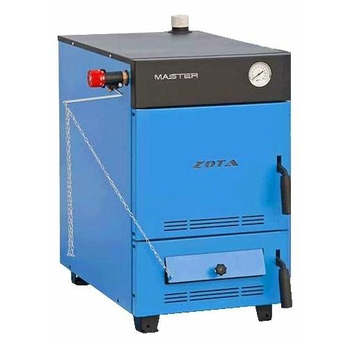 Твердотопливный котел ZOTA Master 20 20 кВт одноконтурный