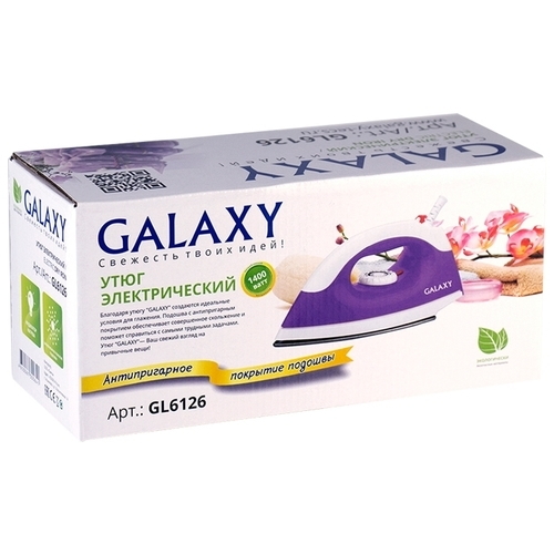 Утюг Galaxy GL6126