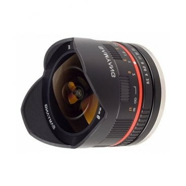 Объектив Samyang 8mm f/2.8 UMC Fish-eye Fujifilm XF""